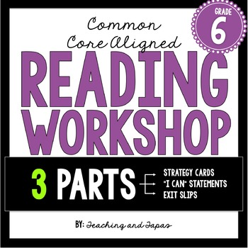 6th Grade Reading Workshop