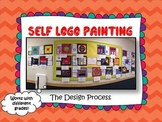 6th Grade Visual Arts Project-Self-Logo-Overview of Graphi