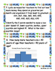 6th grade Math STAAR Review Category 4 (task cards)