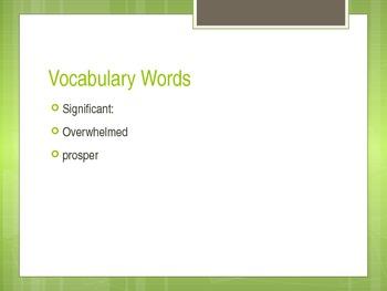 6th grade vocabulary