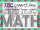 7.5C: Similar Figures & Scale Drawings STAAR Test-Prep Tas