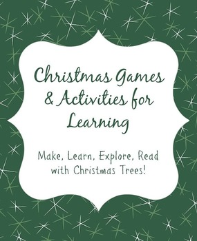 7 Christmas Games for Learning (Preschool and Kindergarten)