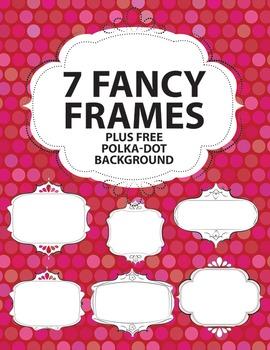 Doodle Cover Frames