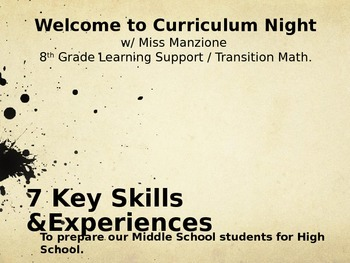 7 Key Skills and Experiences to Prepare our MS Student's f