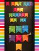 7 Rainbow Editable Banners