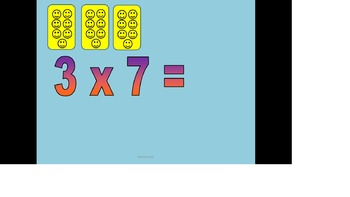 7 Times Tables and Division Package
