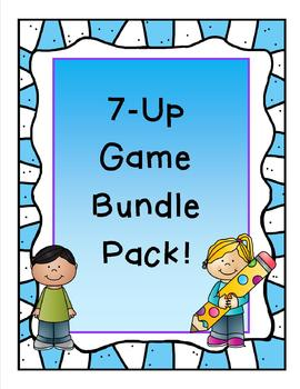 7-Up Game BUNDLE PACK!