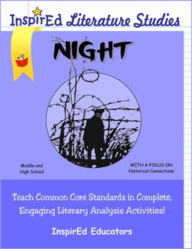D7204 Night - Complete Ebook Literature Unit