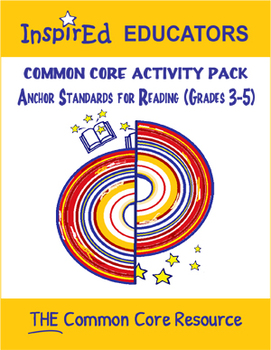 7302 Common Core Activity Pack (Anchor Reading 3-5)