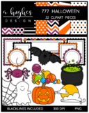 777 Halloween Bundle {Graphics for Commercial Use}