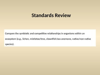 7th 8th Standardized Test Review Powerpoint