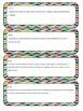 7th Grade Common Core Standard Cards