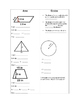 7th Grade Geometry Guided Review