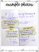 Seventh Grade Interactive Notebook Unit- Geometry
