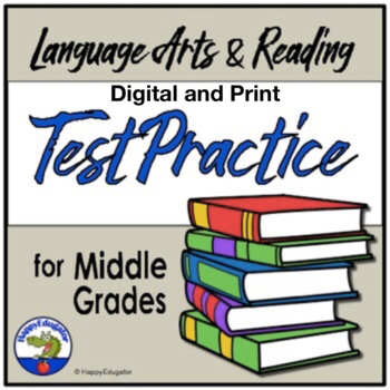 TEST PREP Test Practice - Language Arts and Reading