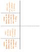 7th Grade Probability Models Lesson: FOLDABLE & Homework
