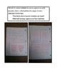 7th Grade Writing Equations Lesson: FOLDABLE & Homework