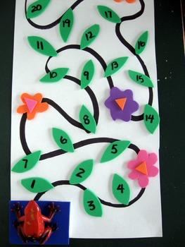 8 Activities for Kindergarten Counting - Summer Activities