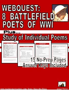 8 Battlefield Poets of WWI: History Channel Website