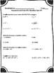 8.EE.A.1, 8.EE.A.3, 8.EE.A.4 Exponents & Scientific Notati