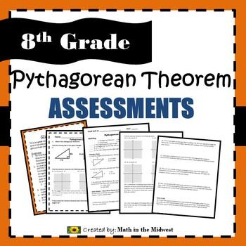 8.G.B.7 Pythagorean Theorem Quiz