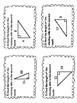8.G.B.7 Pythagorean Theorem Review Task Cards