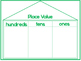 8 Printable Place Value Work Mats. Kindergarten-1st Grade Math.