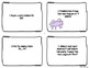 8 Times Table Task Cards