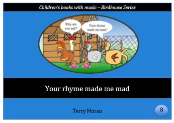 BHS - Book 8 - Your rhyme made me mad