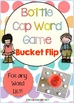 8 x Bottle Cap Literacy Center Games for any Word List {Mi