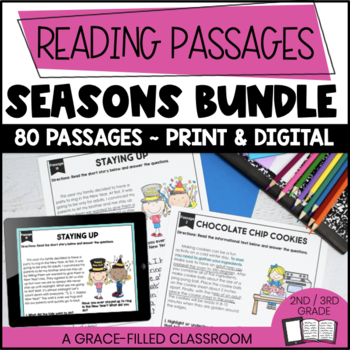 80 Short Passages: All the Seasons GIANT BUNDLE