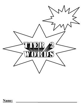 80 TIER 2 WORDS LEARNING CENTER ACTIVITY  Grade 2-3