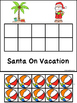 QR Code Subtract The Room (Santa On Vacation) Free