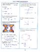 8.G.5 Common Core Post-Assessment/Test