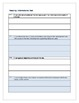 8th Grade Common Core 'I Can Statements' ELA Planning Guide