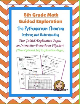 8th Grade Common Core Math - Pythagorean Theorem [Guided E