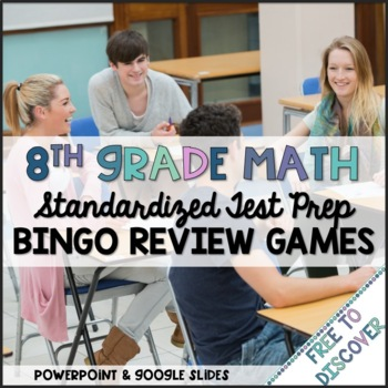 8th Grade Math Common Core Review Games