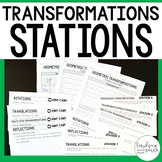 Geometric Transformations Math Stations