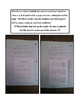 8th Grade Nonlinear Functions Lesson: FOLDABLE & Homework