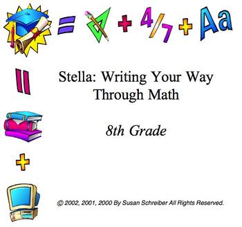 8th Grade Stella Curriculum Package