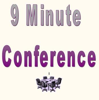 9 Minute Conference