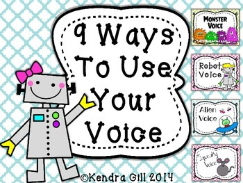 9 Ways to Use Your Voice