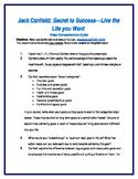 90 Minute Secondary Sub Plans & Personal Development Lesso