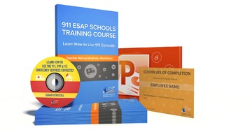 911 Emergency Services Awareness Project (ESAP) School Tra