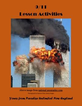9/11 September 11 Activities Gr. 9-12