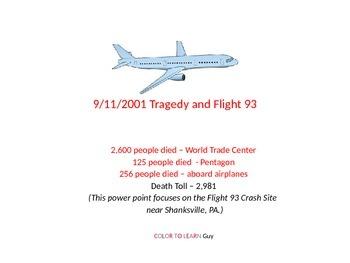 9.11 Terrorism, Shanksville Flight 93