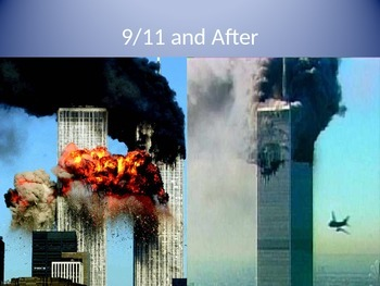 9/11 and After. Perspectives on why 9/11 happened.