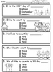 A+ 100th Day Comprehension: Differentiated Instruction F