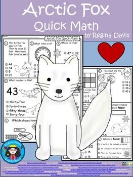 A+ Arctic Fox Quick Math