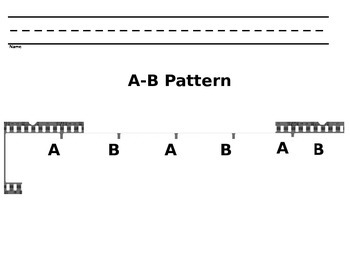 A-B and A-B-C Patterns